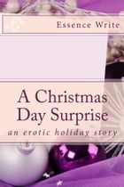 A Christmas Day Surprise: an erotic holiday short story by Essence Write