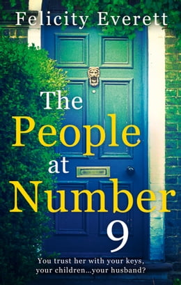 Book The People at Number 9 by Felicity Everett