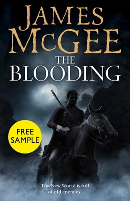 Book The Blooding: free sampler by James McGee