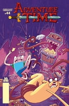 Adventure Time #44 by Christopher Hastings