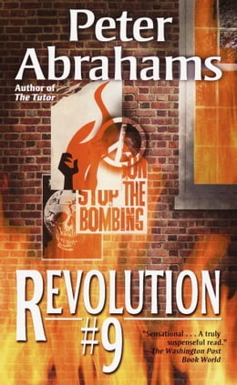 Book Revolution #9 by Peter Abrahams