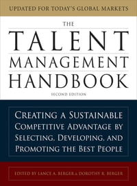 The Talent Management Handbook: Creating a Sustainable Competitive Advantage by Selecting…