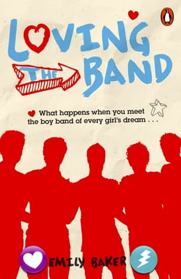Book Loving the Band by Emily Baker