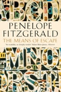 9780007521418 - Penelope Fitzgerald: The Means of Escape - Buch