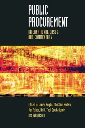 Public Procurement International Cases and Commentary
