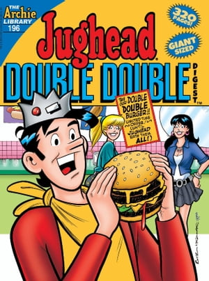 Jughead Double Digest #196 by Archie Superstars