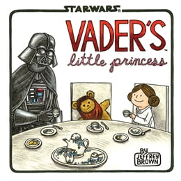 Book Vader's Little Princess by Jeffrey Brown