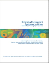 Enhancing Development Assistance to Africa: Lessons from Scaling-Up Scenarios (EPub)