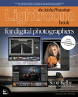 Book The Adobe Photoshop Lightroom Book for Digital Photographers by Scott Kelby