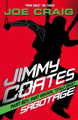 Book Jimmy Coates: Sabotage by Joe Craig