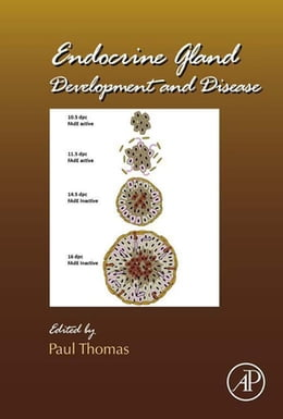 Book Endocrine Gland Development and Disease by Paul Thomas