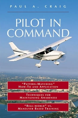 Book Pilot in Command by Craig, Paul