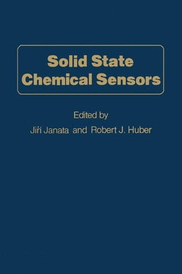 Book Solid State Chemical Sensors by Janata, Jiri