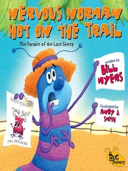 Book Nervous Norman Hot on the Trail: The Parable of the Lost Sheep by Bill Myers