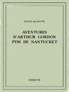 Aventures d'Arthur Gordon Pym de Nantucket by Edgar Allan Poe