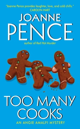 Book Too Many Cooks: An Angie Amalfi Mystery by Joanne Pence
