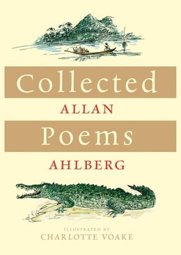 Book Collected Poems by Allan Ahlberg