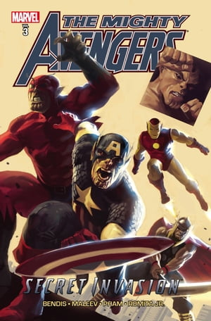 Mighty Avengers Vol. 3: Secret Invasion Book One