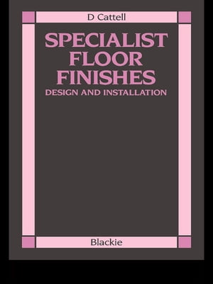 Specialist Floor Finishes Design and Installation