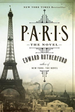 Book Paris: The Novel by Edward Rutherfurd