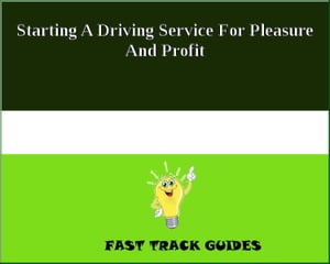 Starting A Driving Service For Pleasure And Profit by Alexey