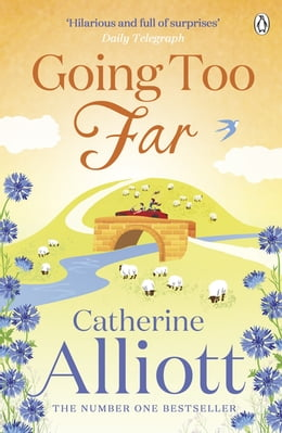Book Going Too Far by Catherine Alliott