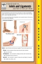 Joints and Ligaments ( Blokehead Easy Study Guide) by The Blokehead