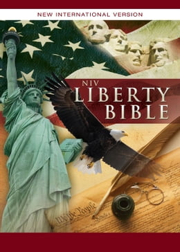 Book NIV, Liberty Bible, eBook: Rediscover the Faith of Our Nation's Founders and How Their Beliefs… by Zondervan