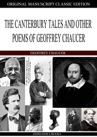 The Canterbury Tales And Other Poems Of Geoffrey Chaucer