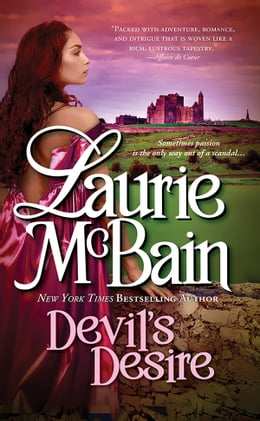 Book Devil's Desire by Laurie McBain