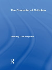 The Character of Criticism