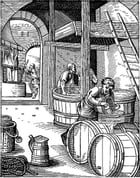 The American Practical Brewer and Tanner, in which is exhibited the whole process of brewing without boiling (1815) by Joseph Coppinger