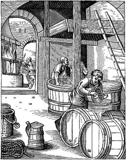 Book The American Practical Brewer and Tanner, in which is exhibited the whole process of brewing… by Joseph Coppinger