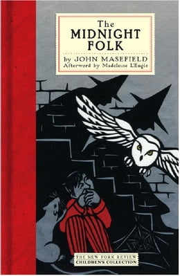 Book The Midnight Folk by John Masefield