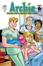 Archie #605 by Michael Uslan