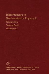 High Pressure in Semiconductor Physics II