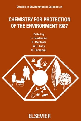 Book Chemistry for Protection of the Environment 1987 by Pawlowski, L.