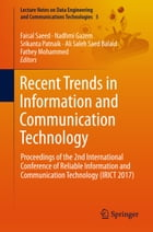 Recent Trends in Information and Communication Technology: Proceedings of the 2nd International Conference of Reliable Information and Communication T by Faisal Saeed