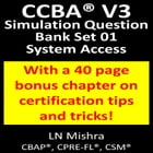CCBA V3 -Simulation Test-Set-1 by LN Mishra