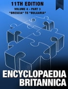 Encyclopaedia Britannica: 11th Edition by Various