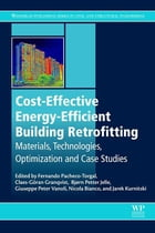 Cost-Effective Energy Efficient Building Retrofitting: Materials, Technologies, Optimization and Case Studies by Fernando Pacheco-Torgal