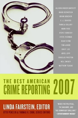 Book The Best American Crime Reporting 2007 by Linda Fairstein