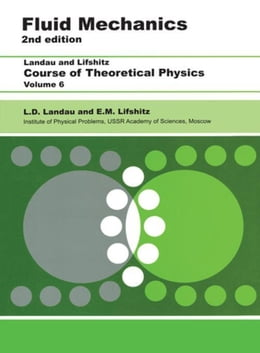 Book Fluid Mechanics: Volume 6 by Landau, L D