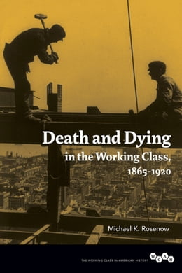 Book Death and Dying in the Working Class, 1865-1920 by Michael K. Rosenow