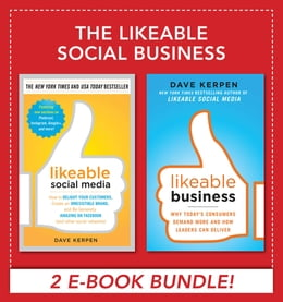 Book The Likeable Social Business by Dave Kerpen