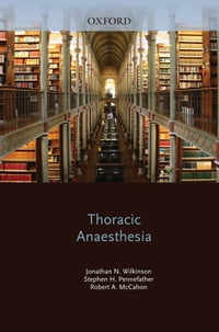 Thoracic Anaesthesia