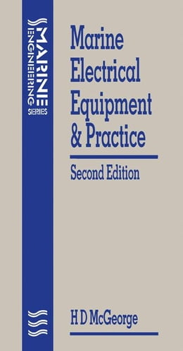 Book Marine Electrical Equipment and Practice by MCGEORGE, H D