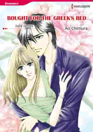 BOUGHT FOR THE GREEK'S BED (Harlequin Comics): Harlequin Comics by Julia James