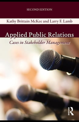 Book Applied Public Relations: Cases in Stakeholder Management by Unknown