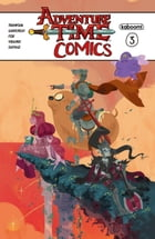 Adventure Time Comics #3 by Marguerite Sauvage